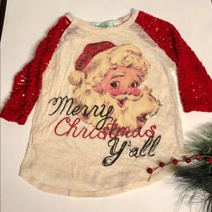 Southern Grace Shirts & Tops - HoHoHo- Christmas shirt